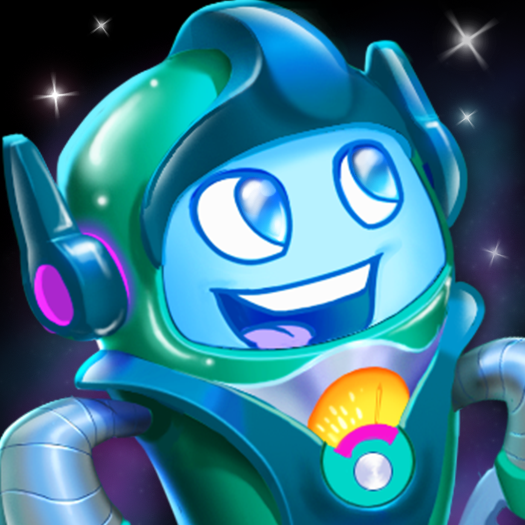 Words in Space! by HitPoint Inc. icon