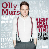 Olly Murs - Right Place Right Time (Deluxe Edition) artwork